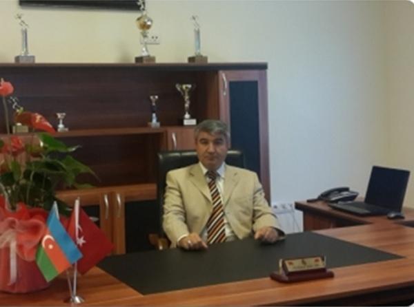 Mehmet Sıtkı ARI - Okul Müdürü